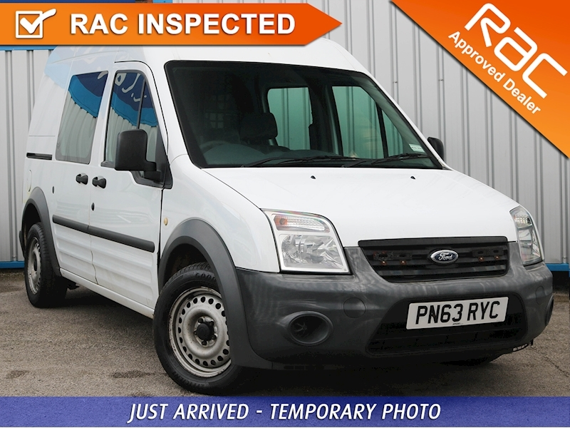 Transit Connect T230 Hr Dcb Vdpf 1.8 5dr Panel Van Manual Diesel