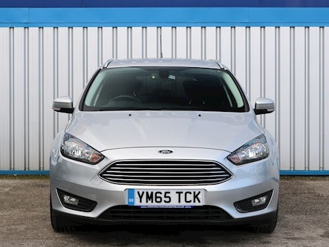 Focus Zetec Tdci Estate 1.5 Manual Diesel