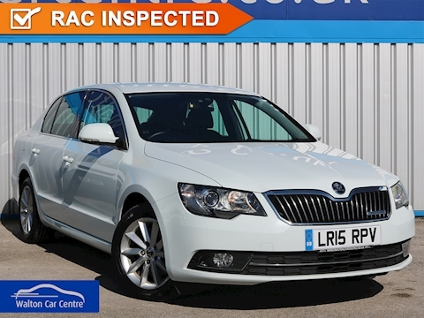 Skoda Superb Se Business Greenline Iii Tdi Cr