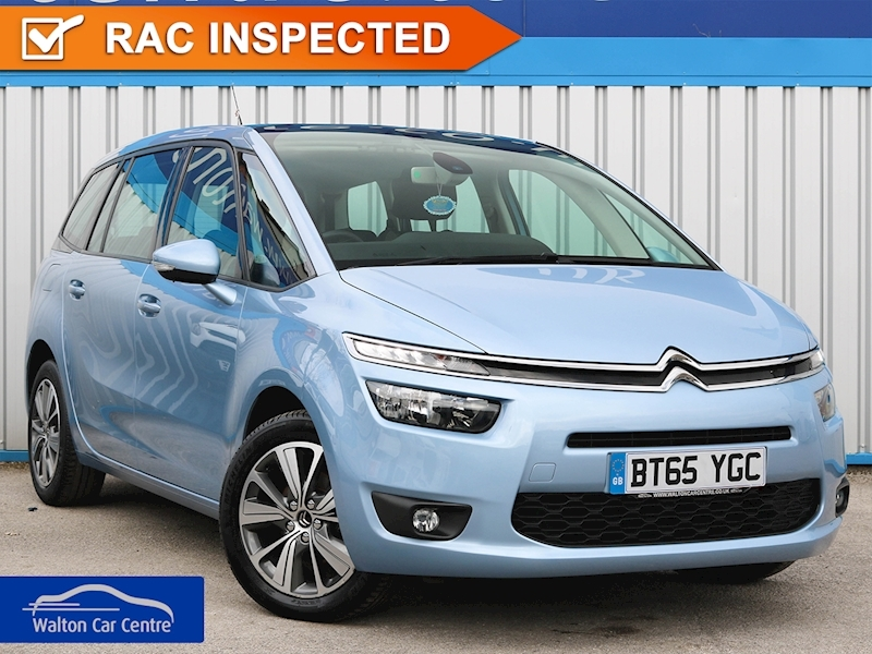 C4 Picasso Grand Bluehdi Selection Mpv 1.6 Manual Diesel