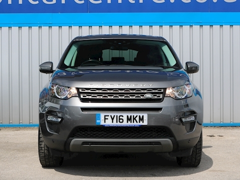 Discovery Sport Td4 Se Tech Estate 2.0 Manual Diesel
