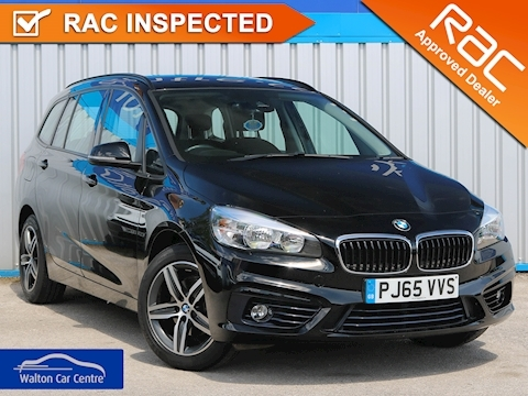 Bmw 2 Series 216D Sport Gran Tourer