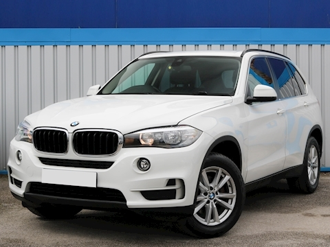 X5 Xdrive30d Se 3.0 5dr SUV Automatic Diesel