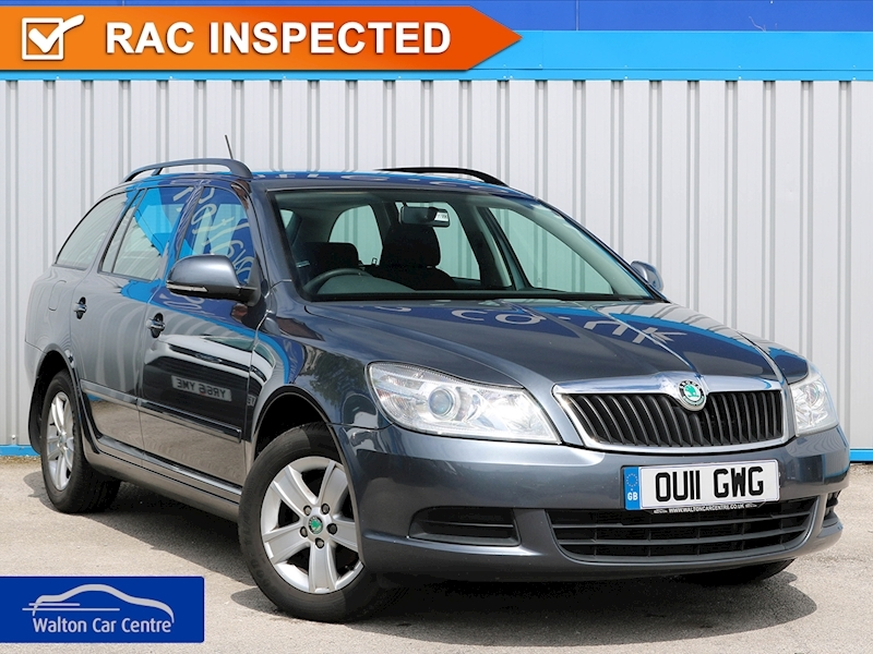 Octavia Se Tdi Cr Estate 1.6 Manual Diesel