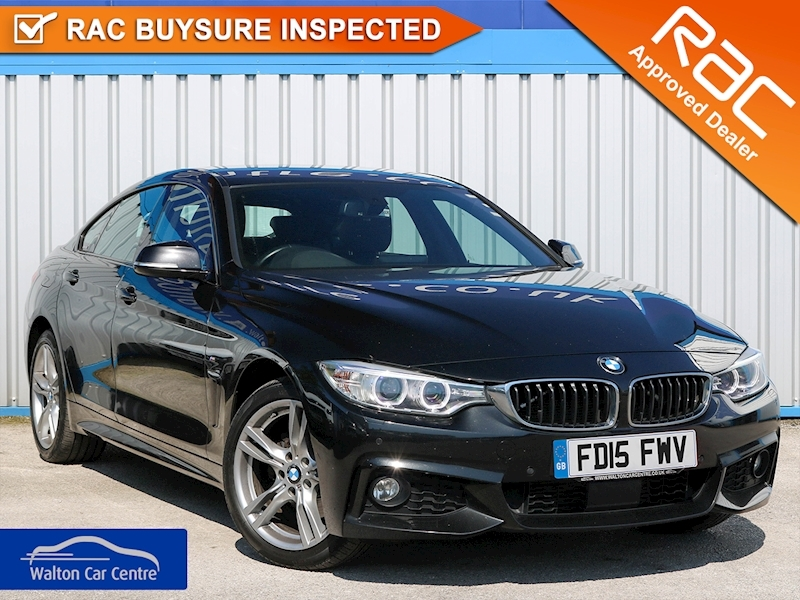 4 Series 420D Xdrive M Sport Gran Coupe Coupe 2.0 Automatic Diesel