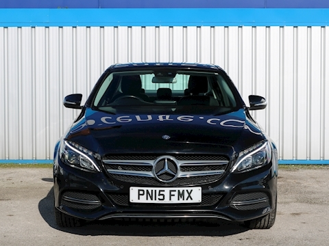 C Class C220 Bluetec Sport Saloon 2.1 Manual Diesel