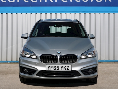 2 Series 216D Sport Gran Tourer 1.5 5dr Estate Manual Diesel