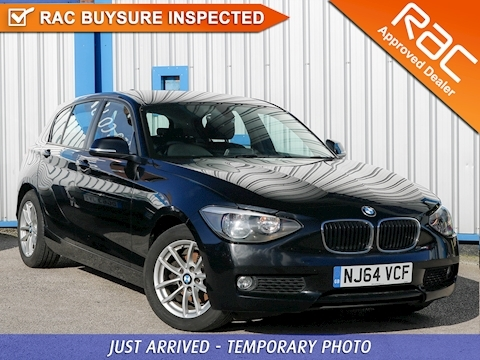 BMW 1 Series 116D Efficientdynamics
