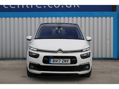 C4 Picasso Grand Puretech Flair S/S Eat6 Mpv 1.2 Automatic Petrol