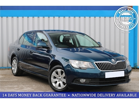 Skoda Superb S Tdi Cr