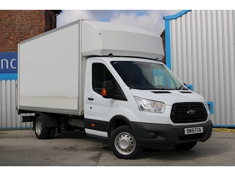 Ford Transit 2.2 TDCi 350 Chassis Cab 2dr Diesel Manual RWD L4 H1 EU5 (DRW) (125 ps)