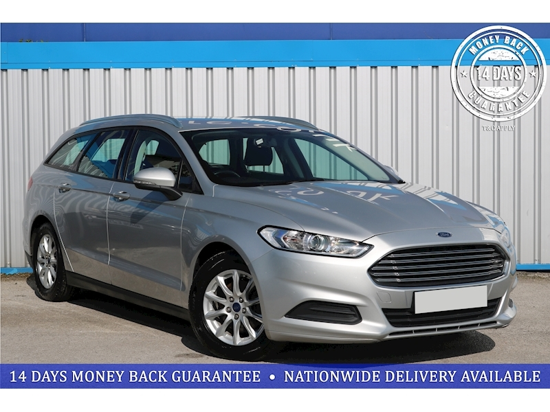 Mondeo Style Estate 2.0 Manual Diesel