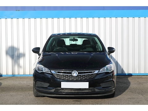 Astra Tech Line Nav Hatchback 1.6 Manual Diesel