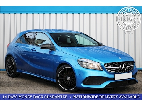 Mercedes-Benz A-Class A 200 D Amg Line Executive