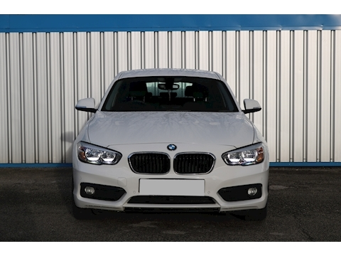 1 Series 116D Se 1.5 5dr Hatchback Manual Diesel