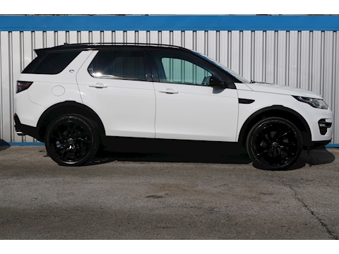 2.0 TD4 HSE Black SUV 5dr Diesel Auto 4WD (s/s) (180 ps)