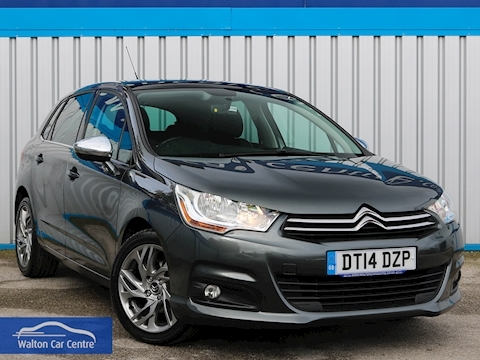 Citroen C4 E-Hdi Airdream Selection