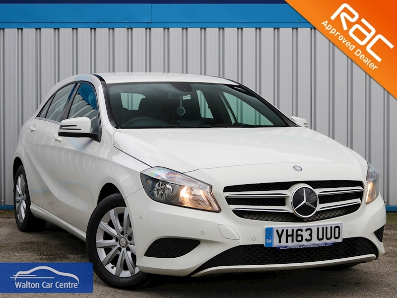 A-Class A180 Cdi Blueefficiency Se Hatchback 1.5 Manual Diesel