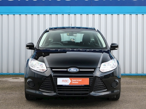 Focus Edge Tdci 1.6 5dr Estate Manual Diesel