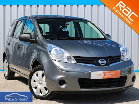 Nissan Note Dci Visia