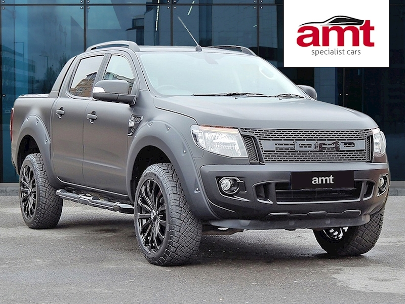 Ranger Wildtrak 4X4 Dcb Tdci 3.2 4dr Pick-Up Automatic Diesel