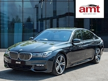 Bmw 7 Series 750I M Sport - Thumb 5