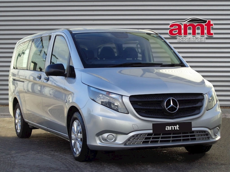 Vito 114 Bluetec Tourer Select Panel Van 2.1 Manual Diesel