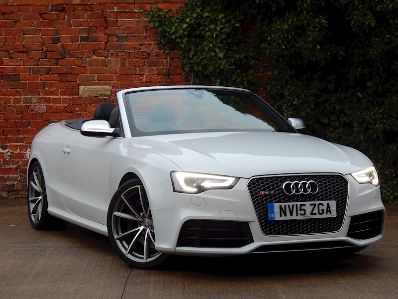 A5 Rs5 Fsi Quattro Convertible 4.2 Automatic Petrol