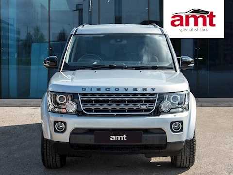Discovery Sdv6 Se Tech Estate 3.0 Automatic Diesel