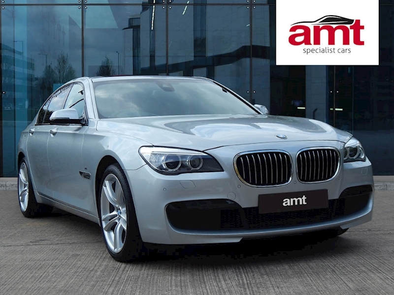 Bmw 7 Series 740D M Sport Exclusive