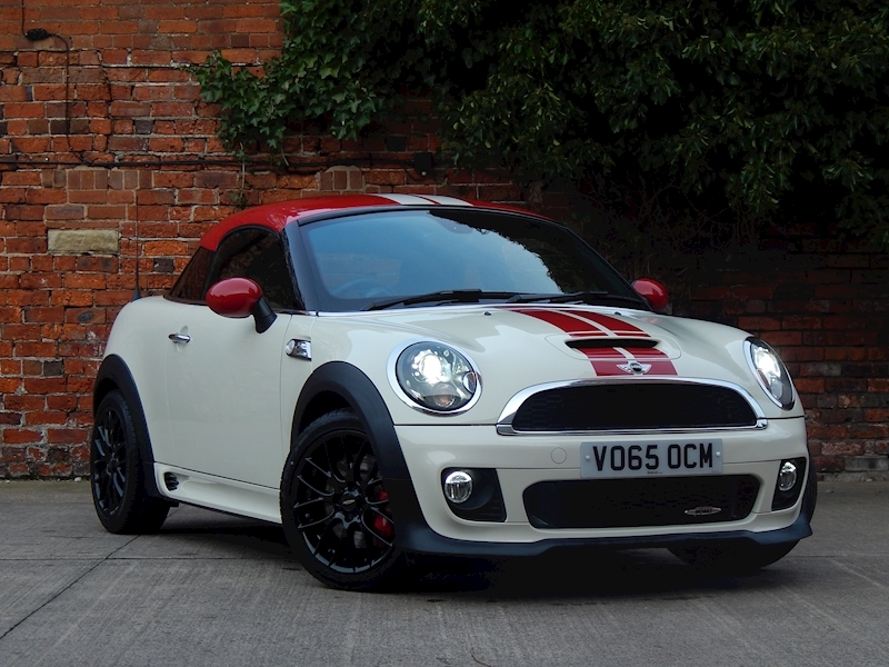 Mini Coupe John Cooper Works Coupe 1.6 Manual Petrol
