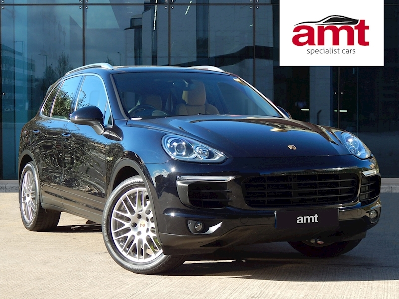 Cayenne S E-Hybrid Tiptronic Estate 3.0 Automatic Petrol/Electric