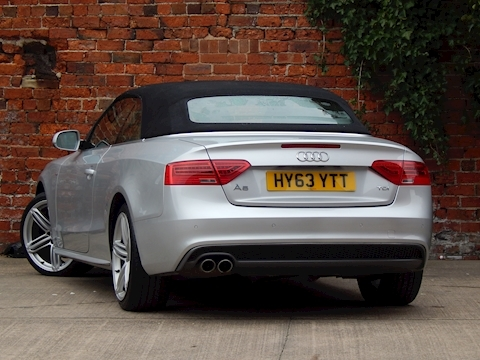 A5 Tdi S Line Special Edition Convertible 2.0 Cvt Diesel