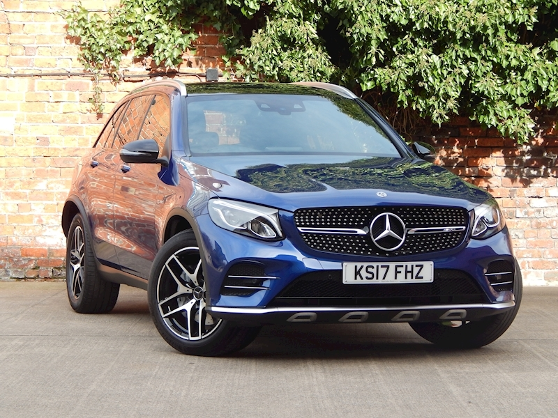 Mercedes-Benz Glc-Class Amg Glc 43 4Matic Premium Plus