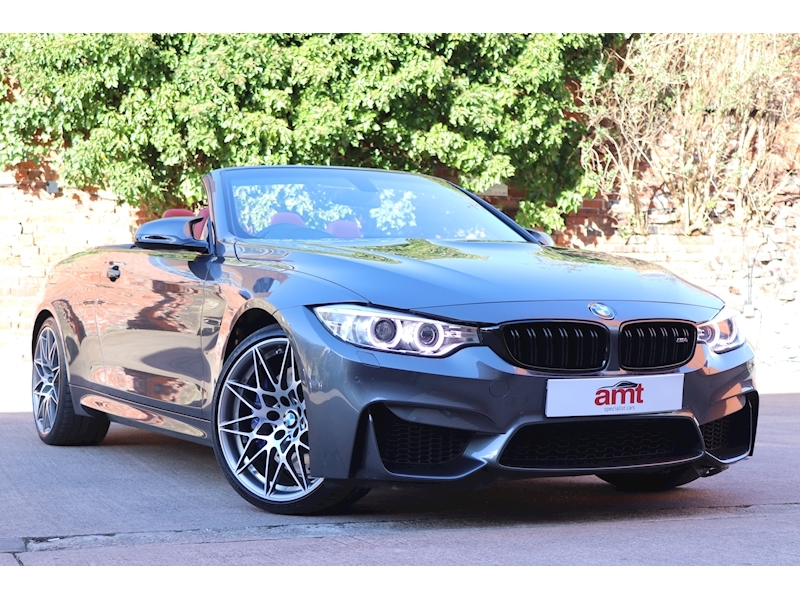 4 Series M4 Competition Package Convertible 3.0 Semi Auto Petrol
