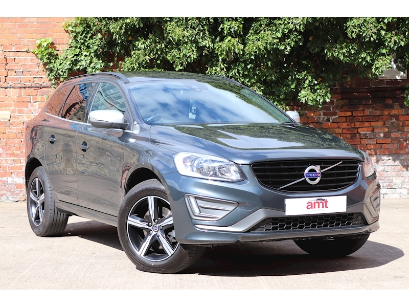 Xc60 D5 R-Design Nav Awd Estate 2.4 Automatic Diesel
