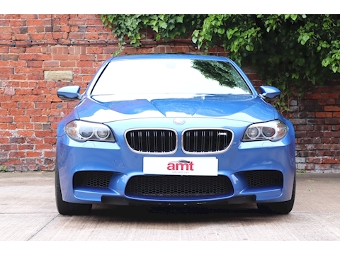 5 Series M5 Saloon 4.4 Automatic Petrol