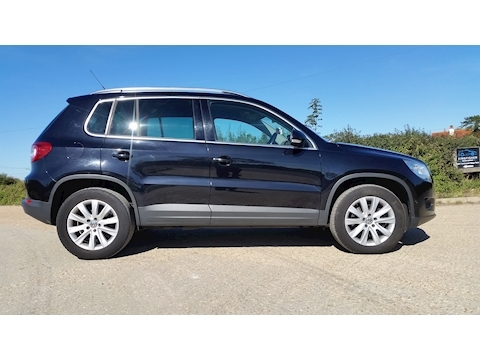Tiguan Match Tdi 4Motion Dsg Estate 2.0 Semi Auto Diesel