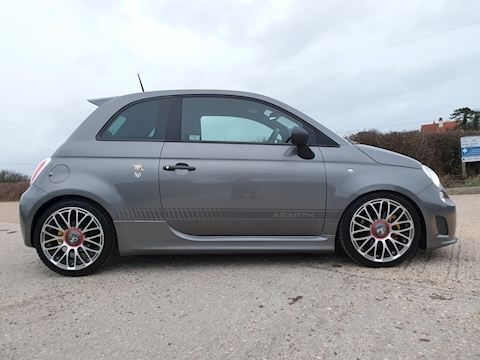 500 Abarth 595 Competizione Hatchback 1.4 Manual Petrol