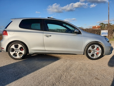 Golf Gti Hatchback 2.0 Manual Petrol