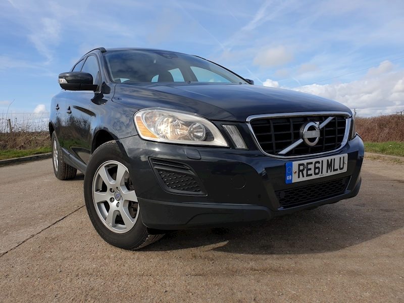 Xc60 D5 Se Awd Estate 2.4 Manual Diesel