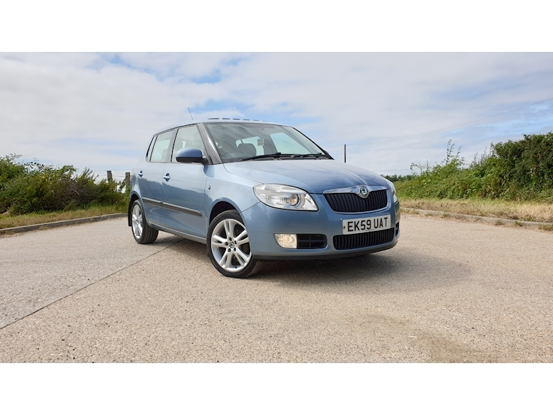 Fabia 3 Tdi 80 Hatchback 1.4 Manual Diesel