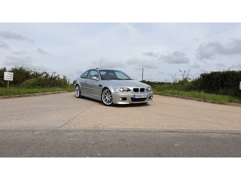M3 CS 3.2 2dr Coupe Semi-Auto Petrol