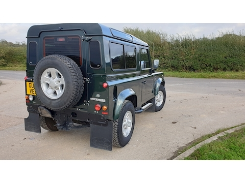 Defender 90 Td Xs Station Wagon Light 4X4 Utility 2.4 Manual Diesel