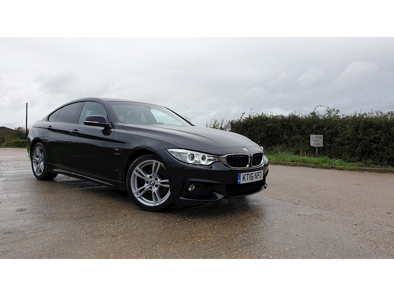 4 Series 430I M Sport Gran Coupe Coupe 2.0 Manual Petrol