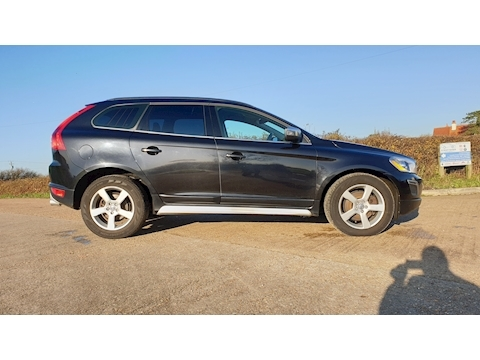 XC60 D5 R-Design Awd 2.4 5dr Estate Manual Diesel