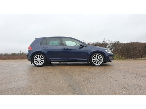 Golf Gt Tsi Act Bluemotion Technology Dsg Hatchback 1.4 Semi Auto Petrol