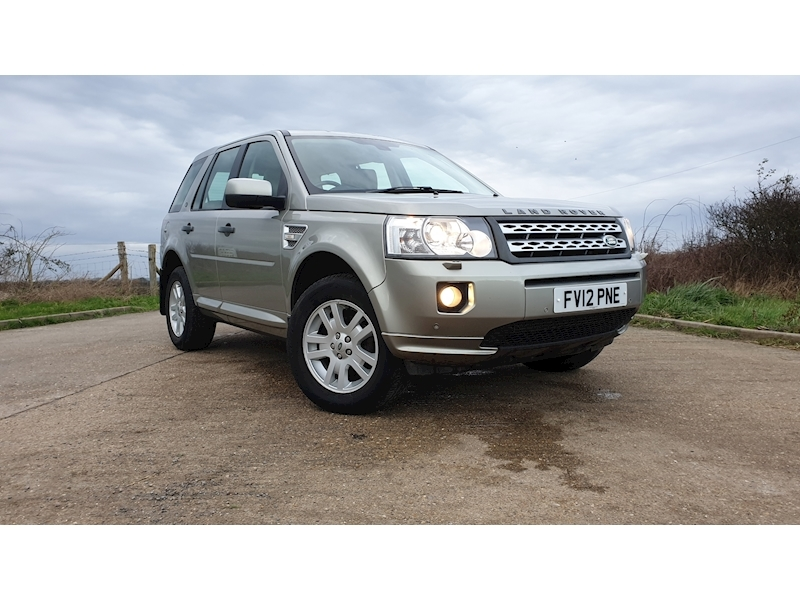 Freelander Sd4 Xs Estate 2.2 Automatic Diesel