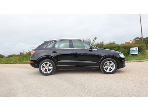 Q3 Tdi Se 2.0 5dr Estate Manual Diesel