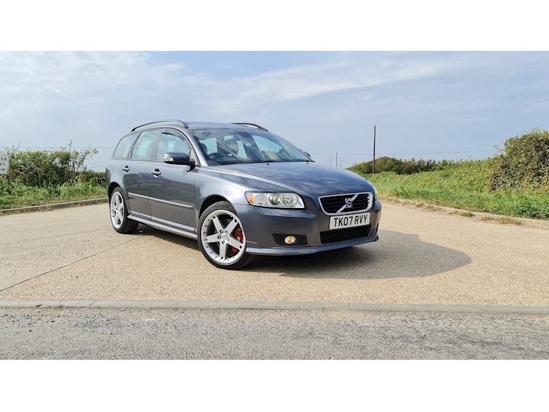 V50 2.5 T5 SE Sport 5dr 2.5 5dr Estate Manual Petrol